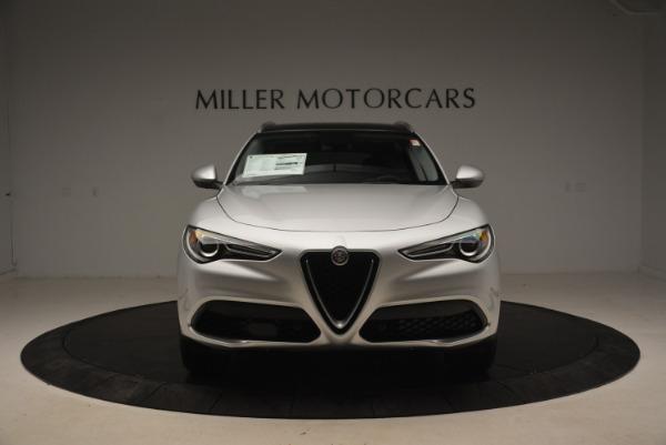 New 2018 Alfa Romeo Stelvio Ti Q4 for sale Sold at Alfa Romeo of Westport in Westport CT 06880 12