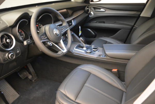 New 2018 Alfa Romeo Stelvio Ti Q4 for sale Sold at Alfa Romeo of Westport in Westport CT 06880 13