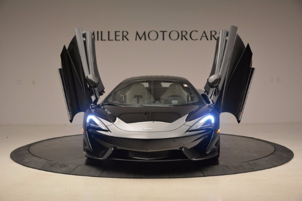 New 2018 McLaren 570S Spider for sale Sold at Alfa Romeo of Westport in Westport CT 06880 13