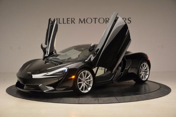 New 2018 McLaren 570S Spider for sale Sold at Alfa Romeo of Westport in Westport CT 06880 14