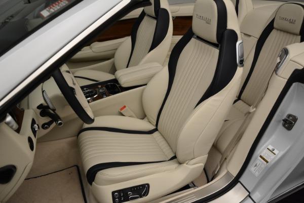 New 2018 Bentley Continental GT Timeless Series for sale Sold at Alfa Romeo of Westport in Westport CT 06880 25