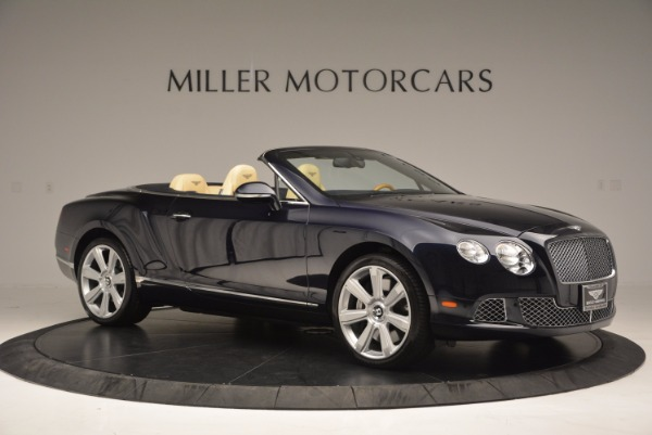Used 2012 Bentley Continental GTC for sale Sold at Alfa Romeo of Westport in Westport CT 06880 10
