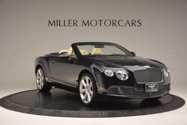 Used 2012 Bentley Continental GTC for sale Sold at Alfa Romeo of Westport in Westport CT 06880 11