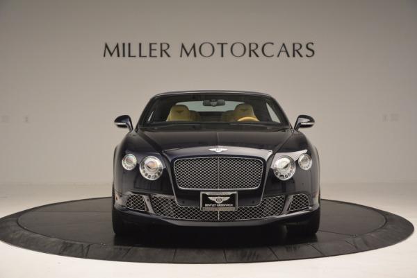Used 2012 Bentley Continental GTC for sale Sold at Alfa Romeo of Westport in Westport CT 06880 13