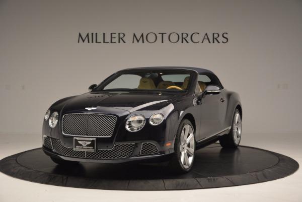 Used 2012 Bentley Continental GTC for sale Sold at Alfa Romeo of Westport in Westport CT 06880 14