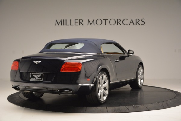 Used 2012 Bentley Continental GTC for sale Sold at Alfa Romeo of Westport in Westport CT 06880 20
