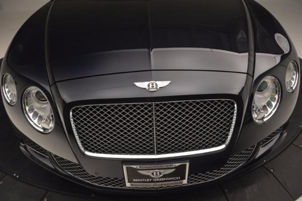 Used 2012 Bentley Continental GTC for sale Sold at Alfa Romeo of Westport in Westport CT 06880 25
