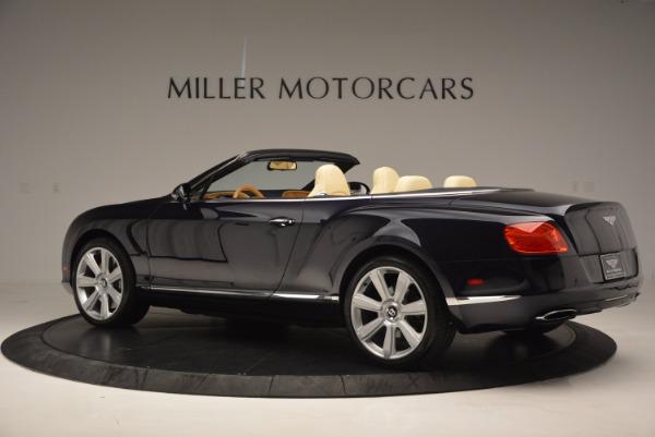 Used 2012 Bentley Continental GTC for sale Sold at Alfa Romeo of Westport in Westport CT 06880 4