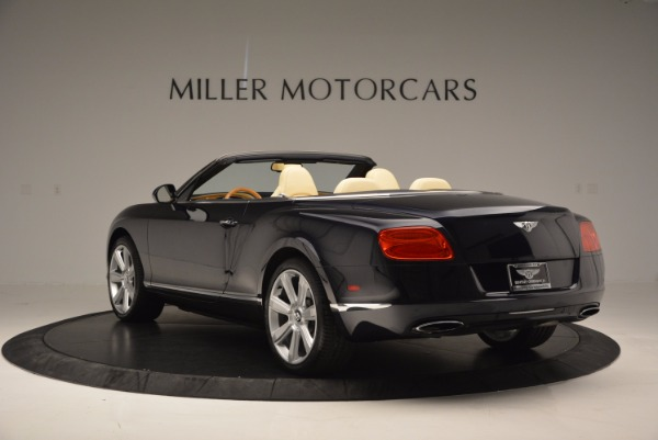 Used 2012 Bentley Continental GTC for sale Sold at Alfa Romeo of Westport in Westport CT 06880 5