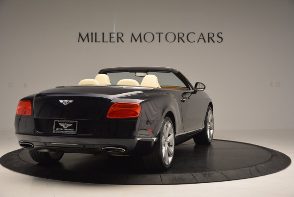 Used 2012 Bentley Continental GTC for sale Sold at Alfa Romeo of Westport in Westport CT 06880 7