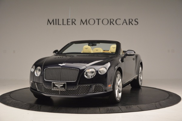 Used 2012 Bentley Continental GTC for sale Sold at Alfa Romeo of Westport in Westport CT 06880 1