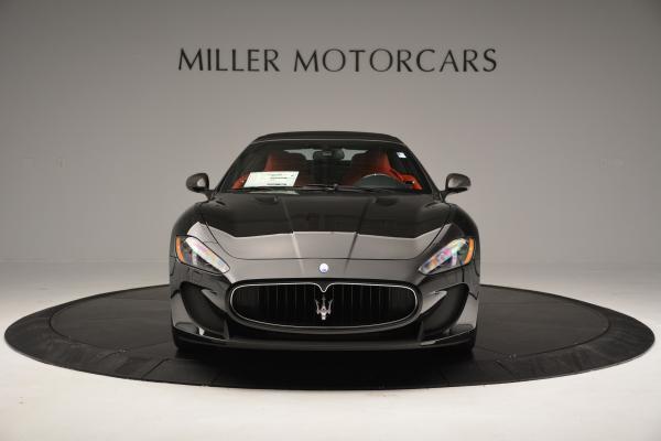 New 2016 Maserati GranTurismo Convertible MC for sale Sold at Alfa Romeo of Westport in Westport CT 06880 12
