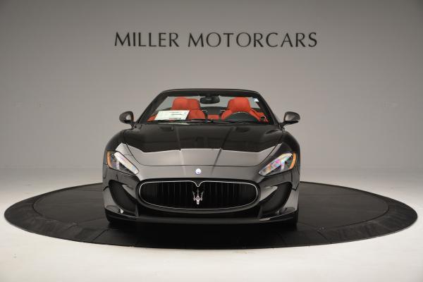 New 2016 Maserati GranTurismo Convertible MC for sale Sold at Alfa Romeo of Westport in Westport CT 06880 13