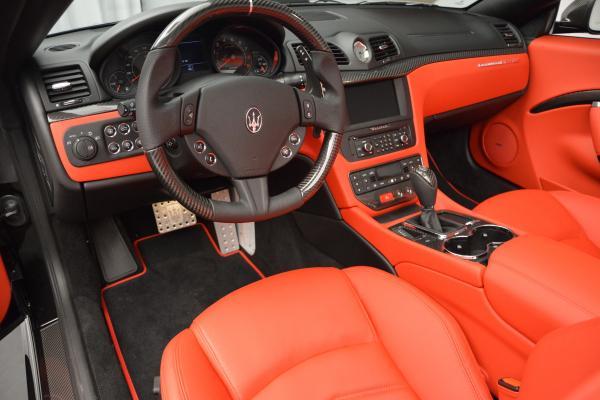 New 2016 Maserati GranTurismo Convertible MC for sale Sold at Alfa Romeo of Westport in Westport CT 06880 20