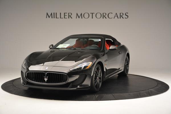 New 2016 Maserati GranTurismo Convertible MC for sale Sold at Alfa Romeo of Westport in Westport CT 06880 8