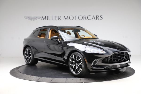 New 2021 Aston Martin DBX for sale Sold at Alfa Romeo of Westport in Westport CT 06880 10