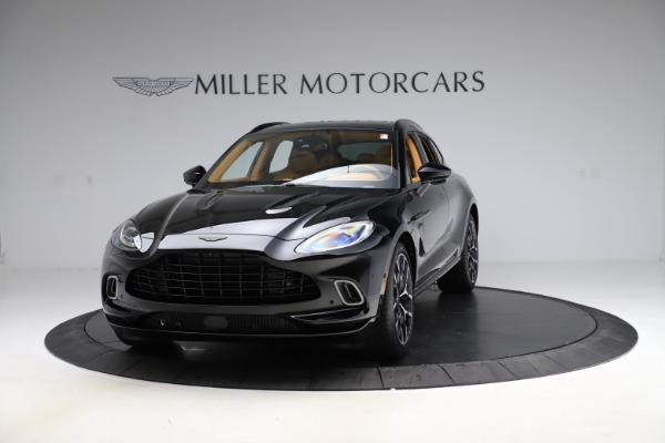 New 2021 Aston Martin DBX for sale Sold at Alfa Romeo of Westport in Westport CT 06880 12