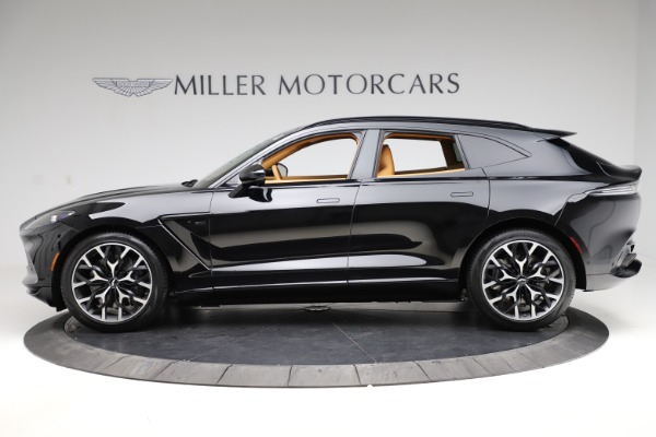 New 2021 Aston Martin DBX for sale Sold at Alfa Romeo of Westport in Westport CT 06880 2