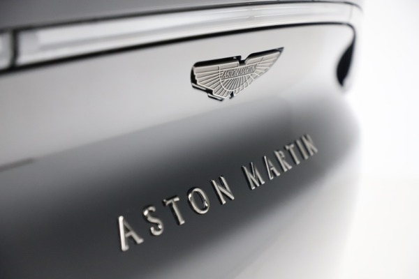 New 2020 Aston Martin DBX SUV for sale Call for price at Alfa Romeo of Westport in Westport CT 06880 27