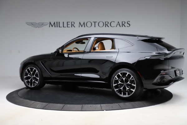New 2020 Aston Martin DBX SUV for sale Call for price at Alfa Romeo of Westport in Westport CT 06880 3