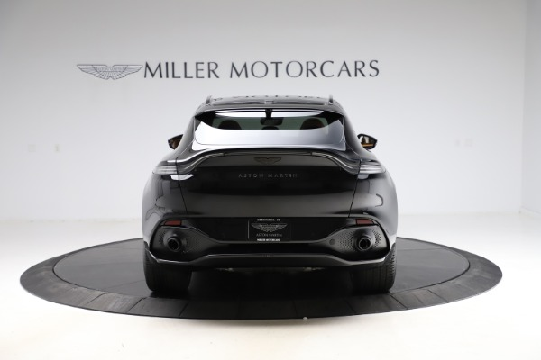 New 2020 Aston Martin DBX SUV for sale Call for price at Alfa Romeo of Westport in Westport CT 06880 5