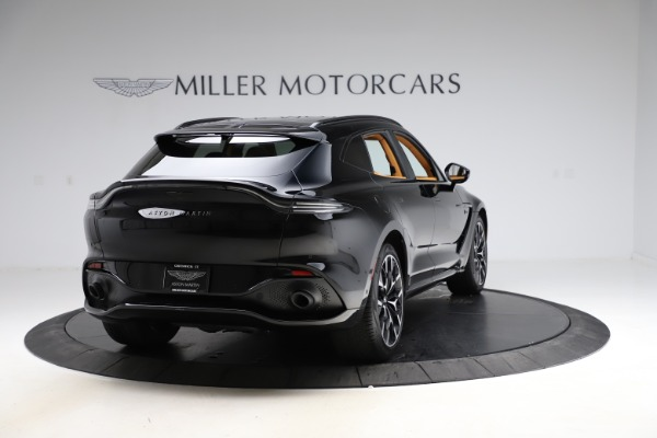 New 2020 Aston Martin DBX SUV for sale Call for price at Alfa Romeo of Westport in Westport CT 06880 6