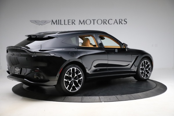 New 2020 Aston Martin DBX SUV for sale Call for price at Alfa Romeo of Westport in Westport CT 06880 7