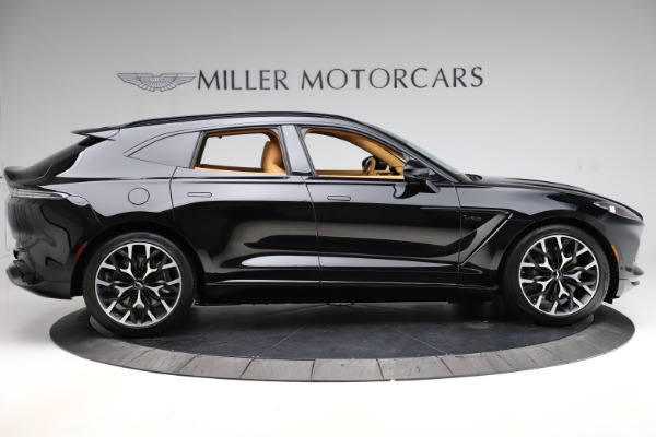 New 2021 Aston Martin DBX for sale Sold at Alfa Romeo of Westport in Westport CT 06880 8