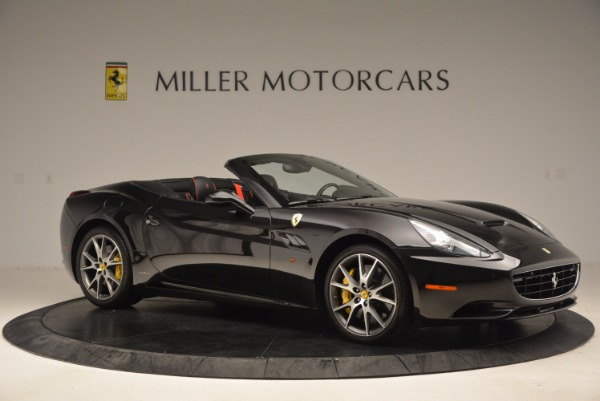 Used 2013 Ferrari California for sale Sold at Alfa Romeo of Westport in Westport CT 06880 10