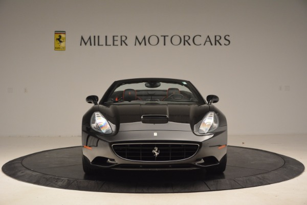 Used 2013 Ferrari California for sale Sold at Alfa Romeo of Westport in Westport CT 06880 12
