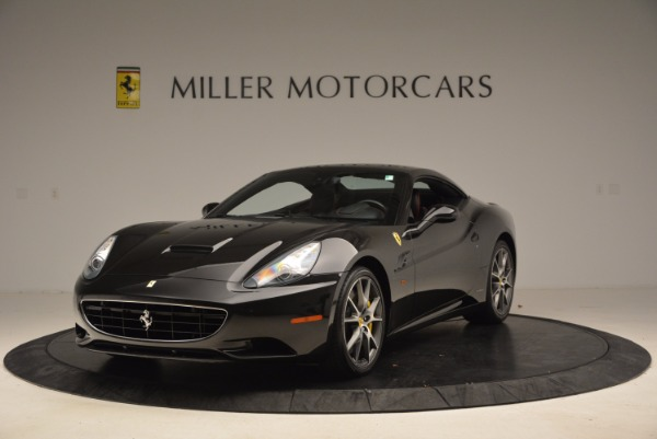 Used 2013 Ferrari California for sale Sold at Alfa Romeo of Westport in Westport CT 06880 13