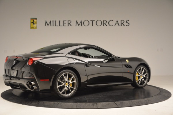 Used 2013 Ferrari California for sale Sold at Alfa Romeo of Westport in Westport CT 06880 20