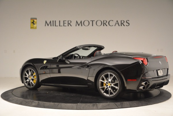 Used 2013 Ferrari California for sale Sold at Alfa Romeo of Westport in Westport CT 06880 4