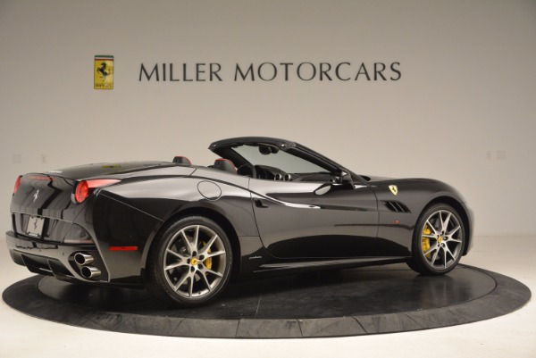 Used 2013 Ferrari California for sale Sold at Alfa Romeo of Westport in Westport CT 06880 8