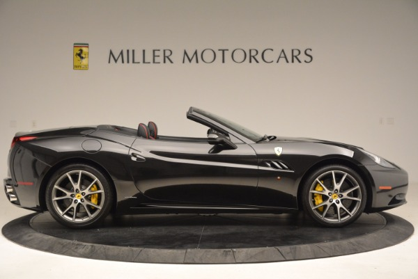 Used 2013 Ferrari California for sale Sold at Alfa Romeo of Westport in Westport CT 06880 9