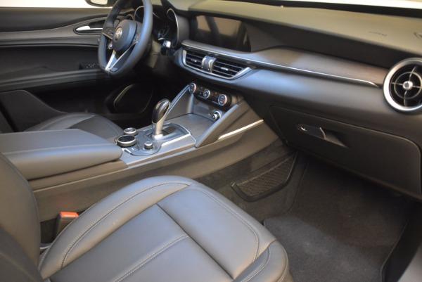 New 2018 Alfa Romeo Stelvio Ti Q4 for sale Sold at Alfa Romeo of Westport in Westport CT 06880 19