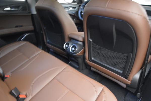 New 2018 Alfa Romeo Stelvio Ti Q4 for sale Sold at Alfa Romeo of Westport in Westport CT 06880 22