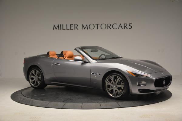 Used 2012 Maserati GranTurismo for sale Sold at Alfa Romeo of Westport in Westport CT 06880 10