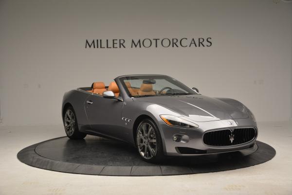 Used 2012 Maserati GranTurismo for sale Sold at Alfa Romeo of Westport in Westport CT 06880 11