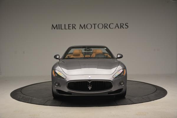 Used 2012 Maserati GranTurismo for sale Sold at Alfa Romeo of Westport in Westport CT 06880 12