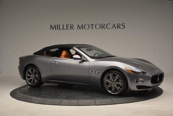 Used 2012 Maserati GranTurismo for sale Sold at Alfa Romeo of Westport in Westport CT 06880 17