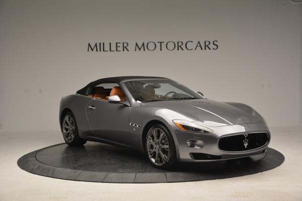 Used 2012 Maserati GranTurismo for sale Sold at Alfa Romeo of Westport in Westport CT 06880 18