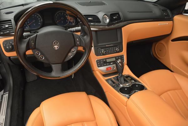 Used 2012 Maserati GranTurismo for sale Sold at Alfa Romeo of Westport in Westport CT 06880 20