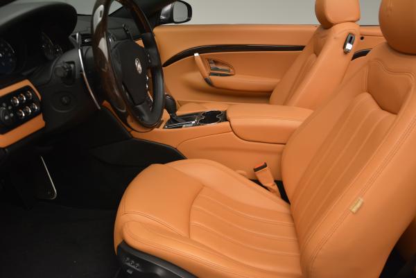 Used 2012 Maserati GranTurismo for sale Sold at Alfa Romeo of Westport in Westport CT 06880 21