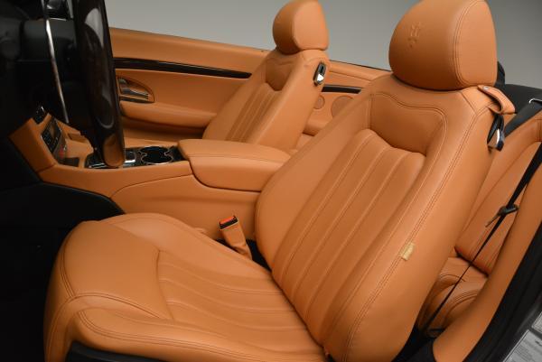 Used 2012 Maserati GranTurismo for sale Sold at Alfa Romeo of Westport in Westport CT 06880 22