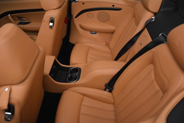 Used 2012 Maserati GranTurismo for sale Sold at Alfa Romeo of Westport in Westport CT 06880 23