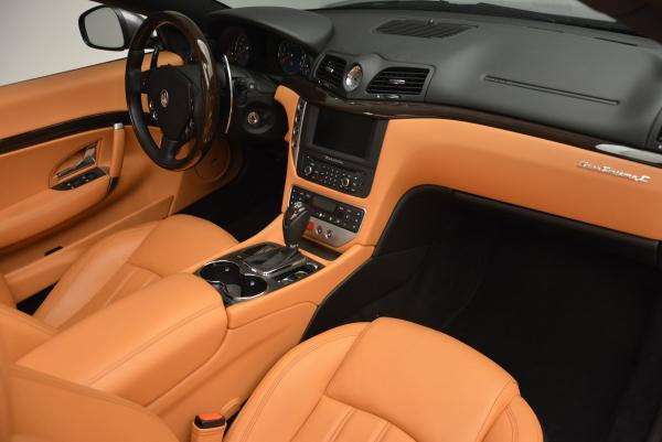 Used 2012 Maserati GranTurismo for sale Sold at Alfa Romeo of Westport in Westport CT 06880 25