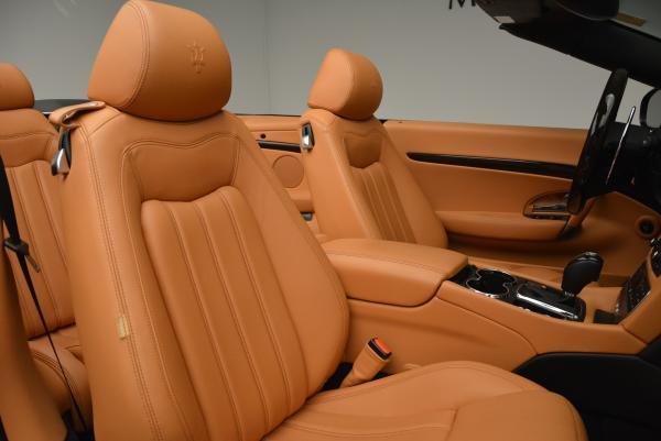 Used 2012 Maserati GranTurismo for sale Sold at Alfa Romeo of Westport in Westport CT 06880 27