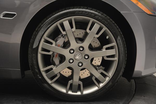 Used 2012 Maserati GranTurismo for sale Sold at Alfa Romeo of Westport in Westport CT 06880 28