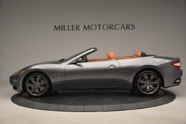 Used 2012 Maserati GranTurismo for sale Sold at Alfa Romeo of Westport in Westport CT 06880 3